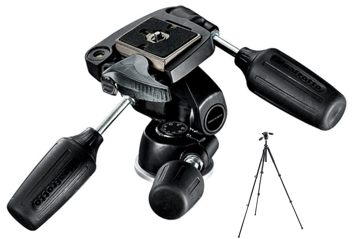 manfrotto trepied rotule