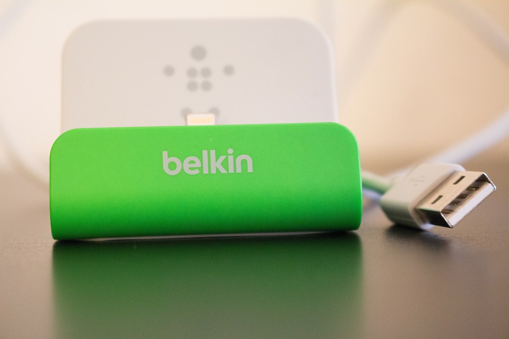 Belkin Dock iPhone 5S-4