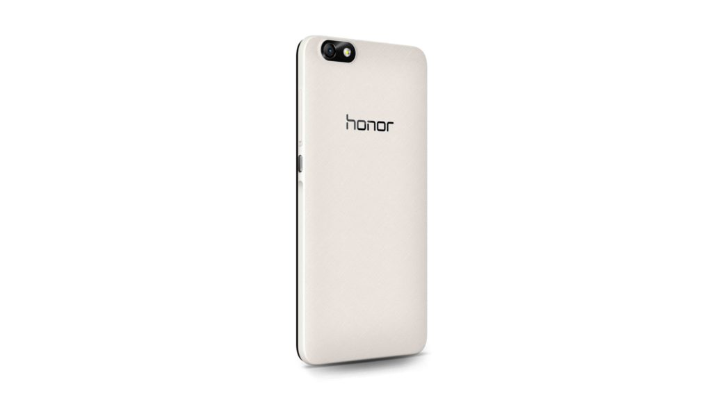 Honor 4X Face Avant
