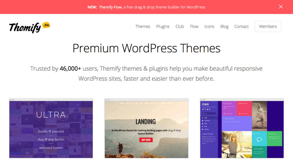 Drag & Drop WordPress Themes • Themify 2015-06-22 23-08-50